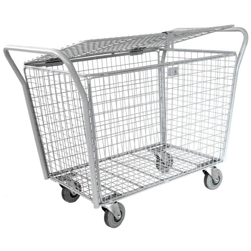 Lockable Parcel Trolley