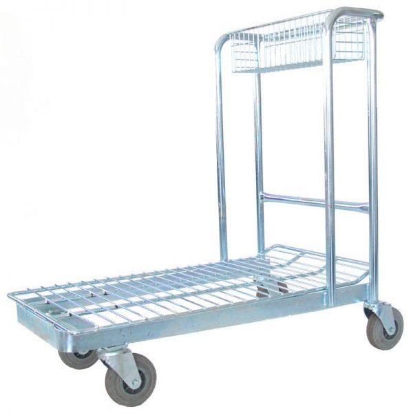 Fixed Basket DIY Trolley