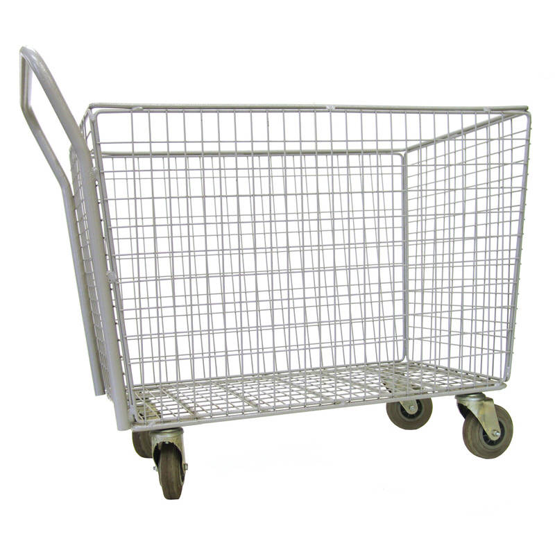 Parcel Trolley with Handle