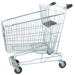 235lt steel Trolley