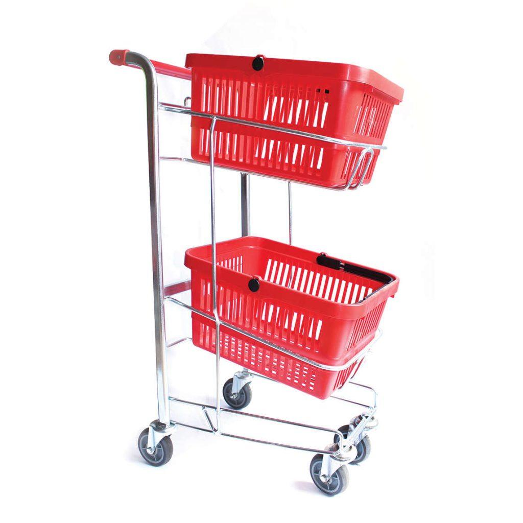 Handbasket Trolley